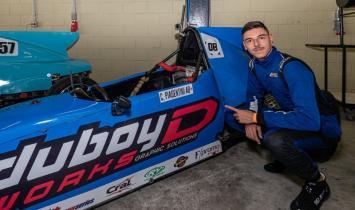 Jovem piloto de Americana estreia na Fórmula Vee