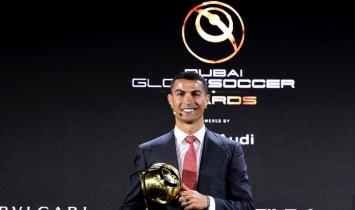 Cristiano Ronaldo é escolhido melhor jogador do século