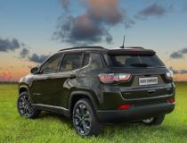 Jeep apresenta linha Compass 2022