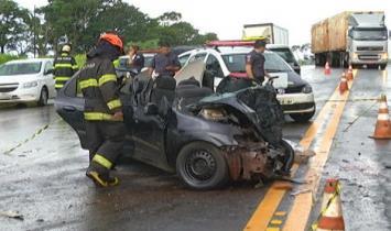 Oito pessoas morrem em dois acidentes em rodovias do interior de São Paulo