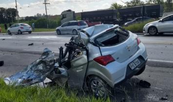 Domingo de acidentes deixa 23 mortes no trânsito do interior de SP