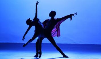 Tivoli recebe apresentações do festival Santa Dança