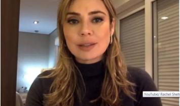 Rachel Sheherazade explica afastamento do comando do SBT Brasil