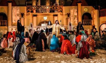 Espetáculo Via Crucis de S.Bárbara abre inscrições para novos atores