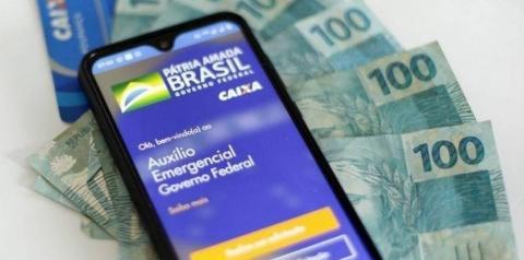 Auxílio emergencial de R$ 600 é prorrogado por mais dois meses