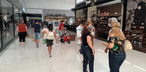 Lojas do Tivoli Shopping oferecem descontos especiais durante a Semana Brasil
