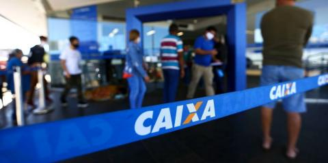 Caixa inicia hoje pagamento do Auxílio Emergencial Extensão de R$ 300