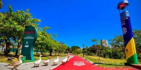 Parques de Santa Bárbara reabrem nesta segunda-feira