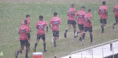 Rio Branco se reapresenta e dá início a preparação para jogo-treino com sub 23 do Guarani