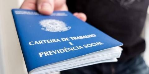 S.Bárbara tem 169 vagas de emprego com carteira assinada