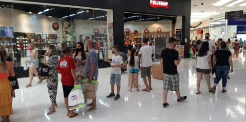 Tivoli Shopping realiza