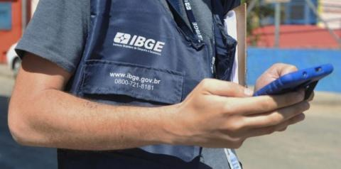 IBGE anuncia concurso com 204 mil vagas