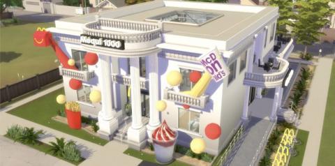 McDonald's inaugura seu primeiro restaurante dentro de games