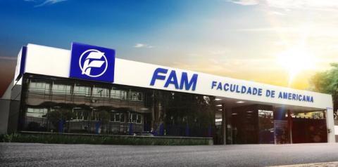 FAM oferece Pós-Graduação por R$99,00 mensais