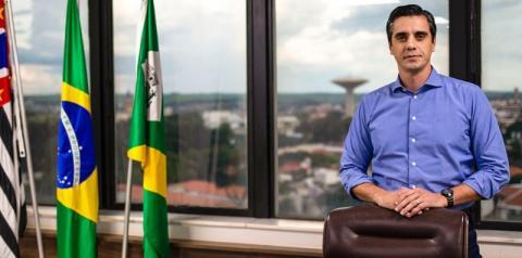 Prefeito Rafael Piovezan completa 100 dias de governo neste sábado