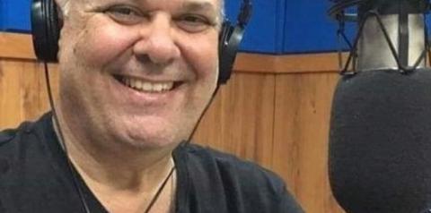 Radialista Sílvio Antônio morre de Covid-19