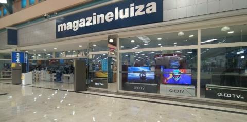 Magazine Luiza do Tivoli Shopping está contratando vendedor