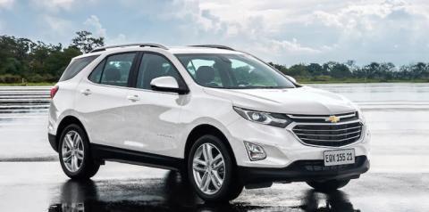 Chevrolet Equinox 2021 combina conforto e desempenho