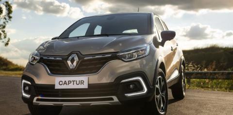 Renault estreia motor turbo na linha Captur 2022
