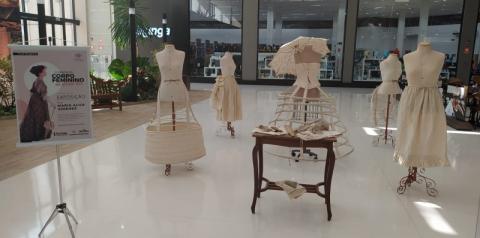 Tivoli Shopping promove exposição