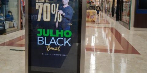Tivoli Shopping promove campanha