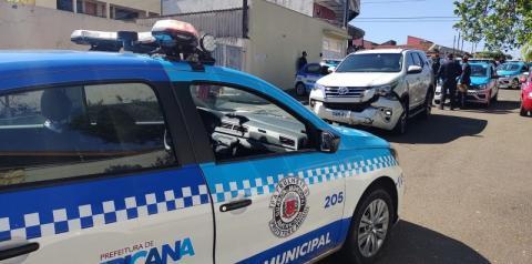 URGENTE: Perseguição a carro roubado movimenta Americana e S.Bárbara