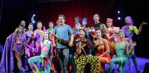 Circo dos Sonhos chega a Santa Bárbara nesta sexta-feira