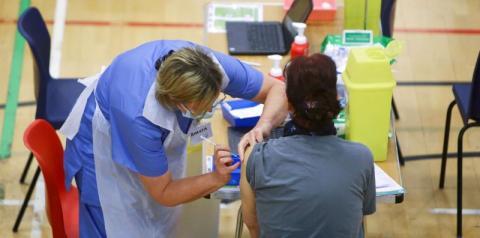 São Paulo estuda aplicar quarta dose de vacina em transplantados