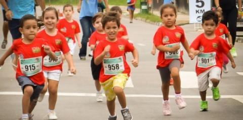 Americana terá 1ª Corrida Kids em outubro