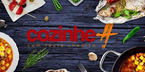 COZINHE + COM FÁDIA CHEAITO : EP01 FABRIZIO E THAIANA WOSNIAK