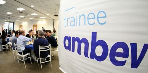 Aberta as inscrições para trainee na Ambev, salário chega a R$ 6.100