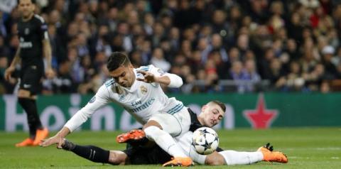 Real elimina Juventus e vai à semifinal da Liga
