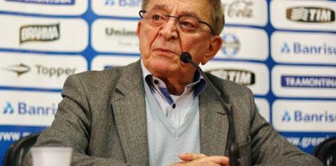 Ex-presidente do Grêmio e do Clube dos 13, Fábio Koff morre aos 86 anos