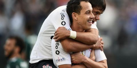 Rodriguinho desfalca Corinthians e Roger deve ganhar nova chance contra o Inter