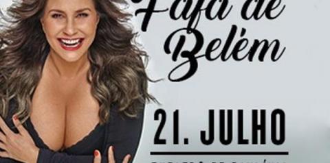 Fafá de Belém se apresenta em Paulínia no sábado