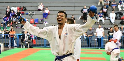 Vereador Juninho Dias de Americana ganha medalha de ouro nos Jogos Regionais 2018