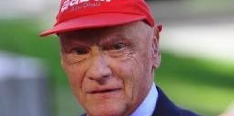 Internado em estado grave, Niki Lauda passa por transplante de pulmão