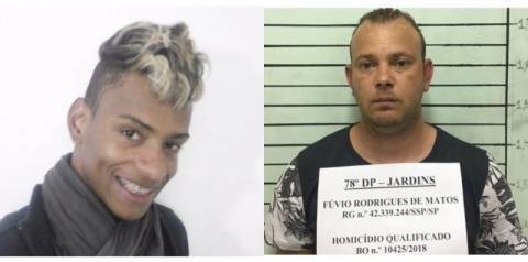 Homem que esfaqueou e matou homossexual na Avenida Paulista é preso