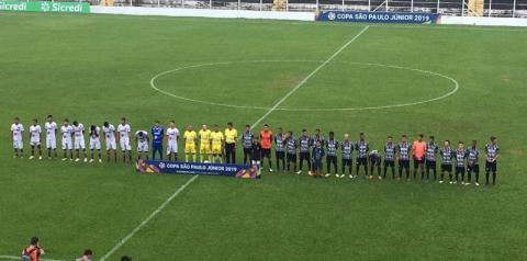 União Barbarense perde e se complica na Copa SP