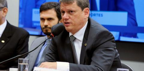 Ministro diz que vai impor o Trem Intercidades de Americana a São Paulo