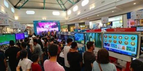 Tivoli Shopping terá Museu do Videogame Itinerante