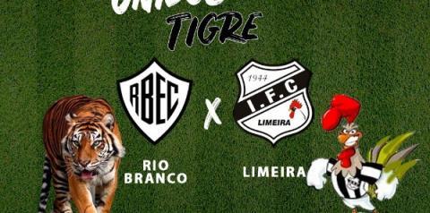 Rio Branco e Independente jogam pela liderança da chave