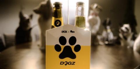 Skol lança cerveja feita especialmente para cachorros