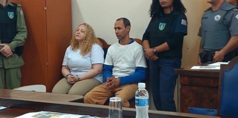 Filha e genro são julgados por morte de industriário em S.Bárbara