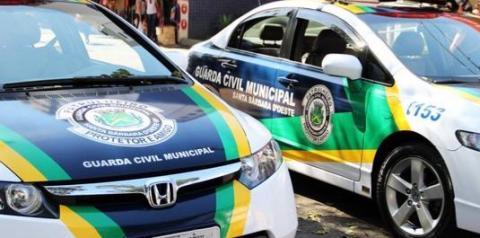 Trio é preso pela Guarda após assalto a relojoaria em S.Bárbara