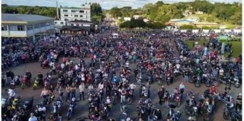 Americana tem Encontro Nacional de Motociclistas
