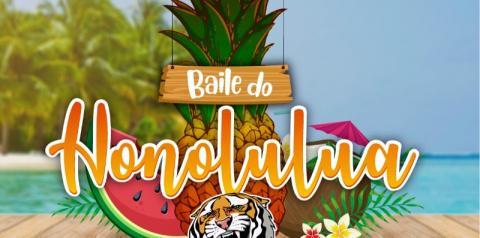 Baile do Honolulua acontece no próximo dia 26