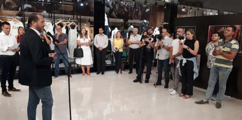 Tivoli Shopping sedia lançamento da 23ª edição do espetáculo Via Crucis