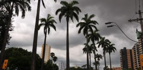 Semana deve ser de tempo abafado e pancadas de chuva  em Americana e S. Bárbara