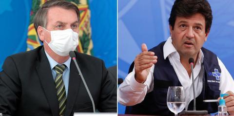 Bolsonaro já prepara a substituição de Mandetta